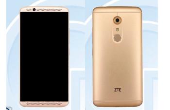 В базе данных TENAA засветился смартфон ZTE Axon 2