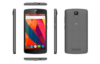 ZTE презентовала новый смартфон Blade L5 Plus