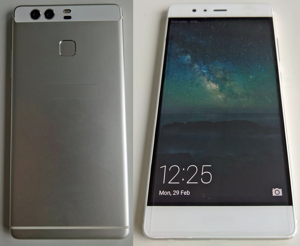 Huawei P9 прошел тестирование в бэнчмарке