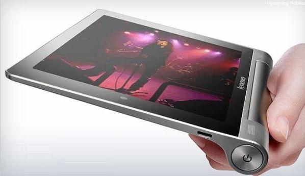 Lenovo работает над выпуском 18-дюймового планшета