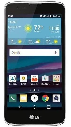 LG показала новый смартфон Phoenix бюджетного класса