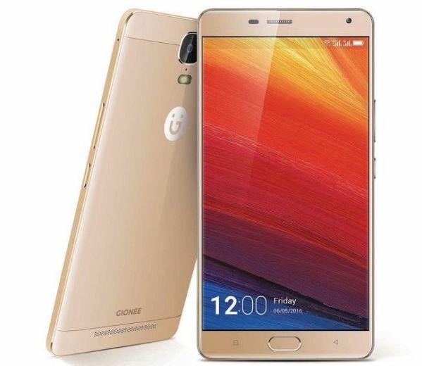 Компания Gionee провела релиз нового смартфона Marathon M5 Plus