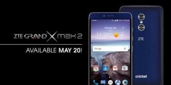 Смартфон ZTE Grand X Max 2 поступил в продажу