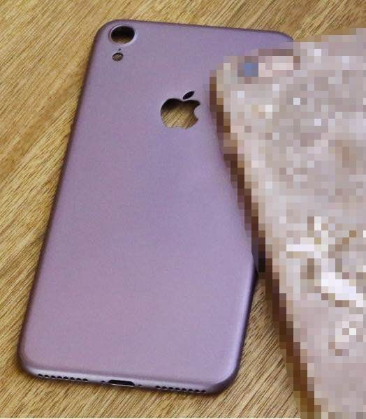 В сети появились новые фото Apple iPhone 7
