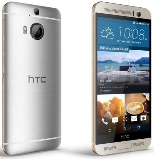 В продаже появился новый смартфон HTC One M9+ Prime Camera Edition