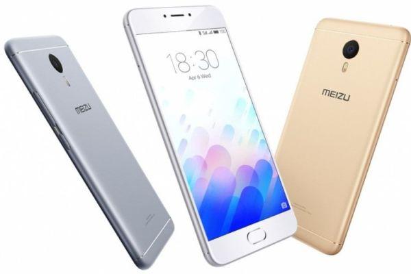 Смартфон Meizu M3 Note стал доступен для покупки