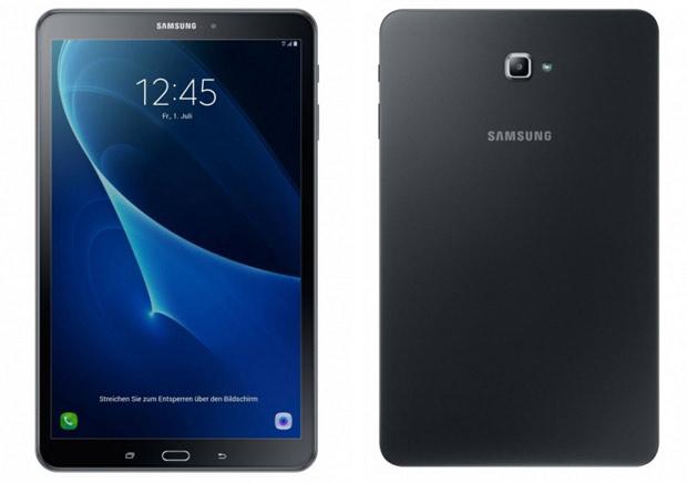 Samsung официально презентовала планшет Galaxy Tab A 10.1