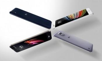 LG готовит к выпуску смартфон серии X