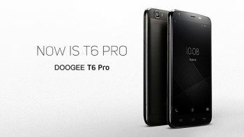 Компания Doogee презентовала смартфон T6 Pro
