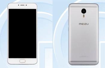 В БД TENAA зарегистрирован смартфон Meizu Blue Charm Metal 2