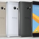 Стартовали продажи смартфона НТС 10