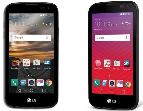 Компания LG выпустит новый смартфон K3