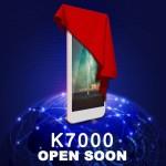 Oukitel планирует выпустить новый смартфон K7000 с АКБ на 7000 мАч