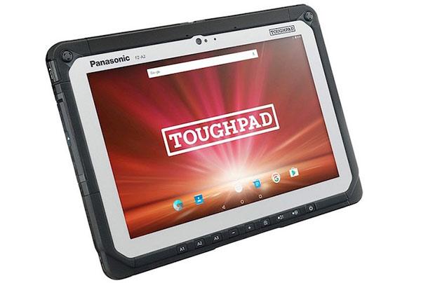 Panasonic представила защищенный планшетный ПК Toughpad FZ-A2