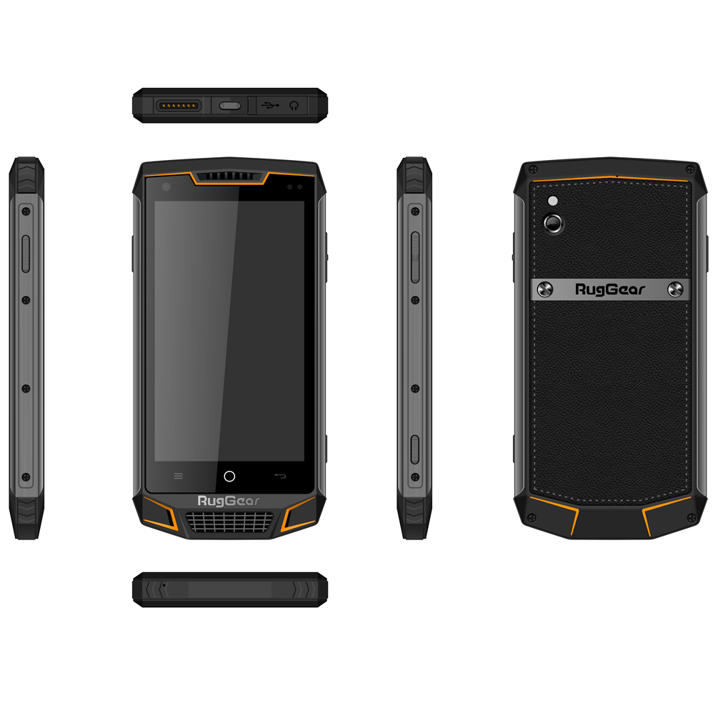 Смартфон-внедорожник RugGear RG740 представлен официально