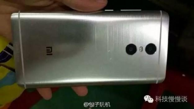 В сети замечены первые «живые» фото смартфона Xiaomi Redmi Note 4