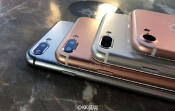 Озвучена предполагаемая дата анонса нового «яблочного» смартфона Apple iPhone 7
