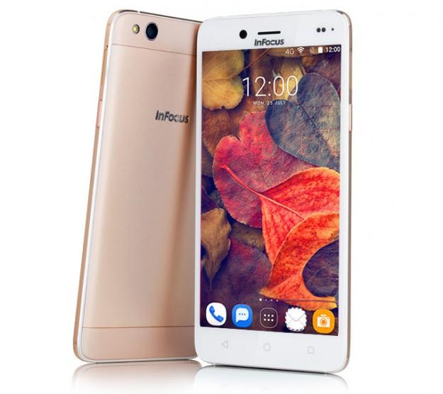 Бюджетный смартфон от компании InFocus представлен официально