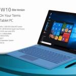 Анонсирован новый планшет Vido W10 Elite