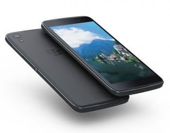 BlackBerry показала смартфон DTEK50 с антишпионскими функциями