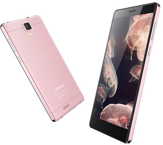 «Китайцы» анонсировали новый смартфон Uhans Balance