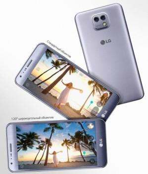 Представлен новый смартфон LG X cam