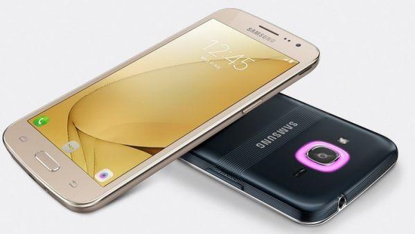 Корейцы представили телефон нового поколения Galaxy J2