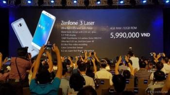 ASUS презентовала смартфоны Zenfone 3 Max и Zenfone 3 Laser
