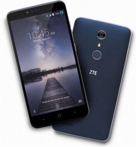 ZTE показала телефон Zmax Pro из категории фаблетов