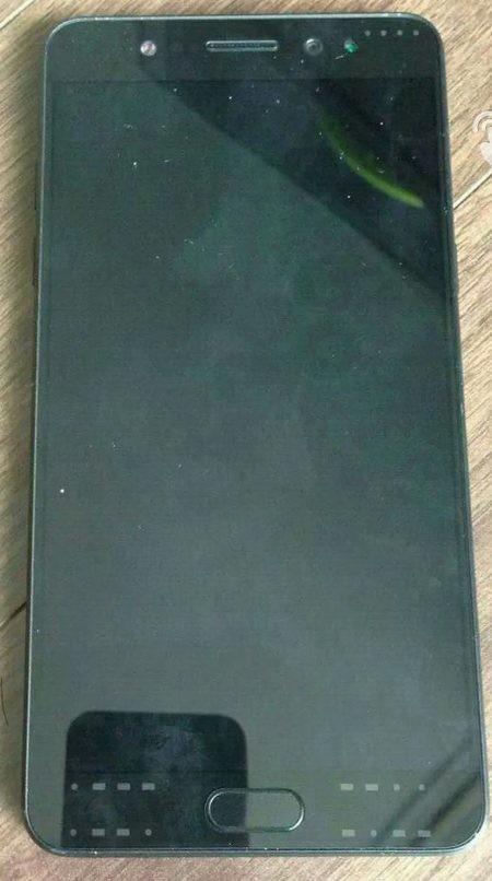 В сети появилось фото нового смартфона Samsung Galaxy Note7