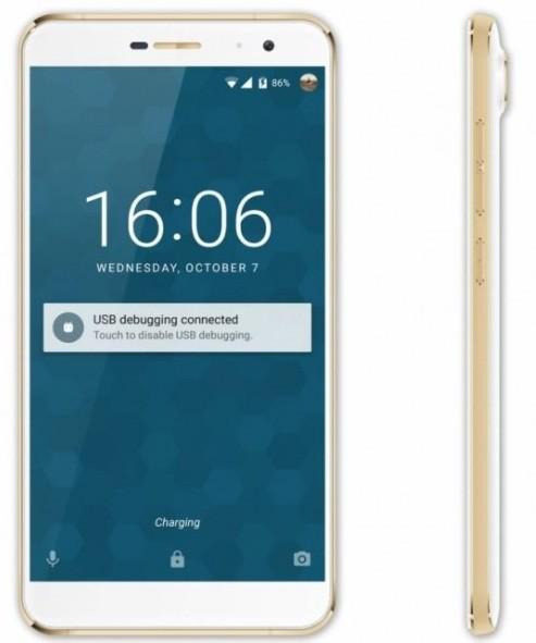Компания Doogee работает над новой версией смартфона F7