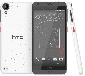 В продажу поступил бюджетник HTC Desire 530