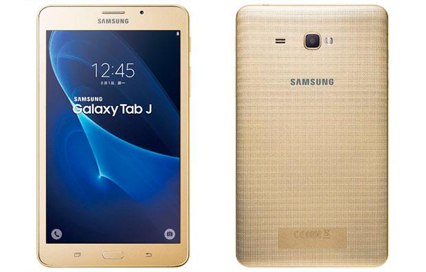 Samsung презентовала планшет Galaxy Tab J