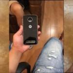Motorola Moto Z Play снова засветился на фото