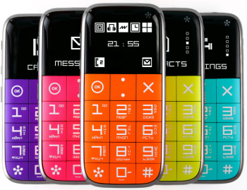 телефоны с большими кнопками