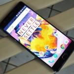Окончательный дизайн OnePlus5