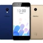 Новый бюджетный смартфон MEIZU M5c