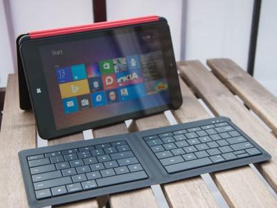 Microsoft представила клавиатуру для планшетов