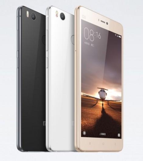 Xiaomi презентовала флагман Xiaomi Mi 4s