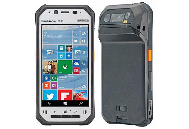 Panasonic презентовала планшетный ПК Toughpad FZ-F1