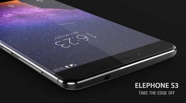 Elephone S3 поступит в продажу в апреле