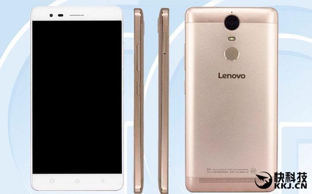 Lenovo разработала международную версию смартфона K5 Note