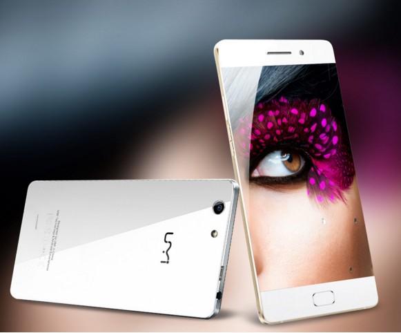 Новый UMi Touch X лишили боковых рамок экрана