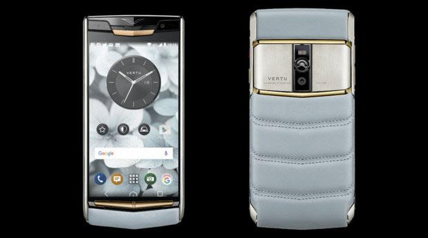 Vertu презентовала два обновленных аппарата: Signature Touch и Aster