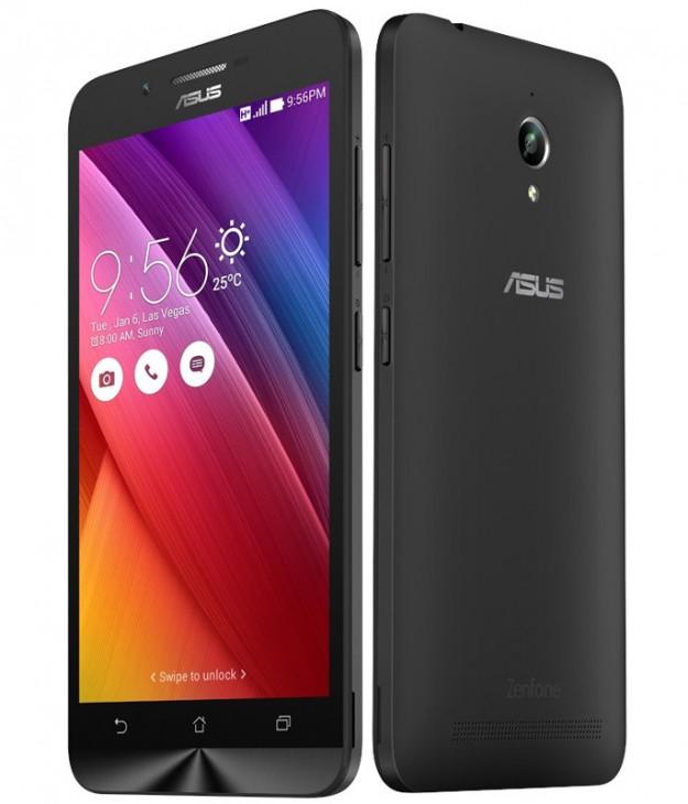 ASUS презентовала новый бюджетник Zenfone Go 5.0 LTE