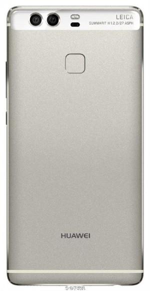 Появились новые данные о Huawei P9