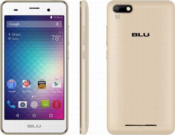 Компания Blu показала два новых смартфона Dash X2 и Dash M2
