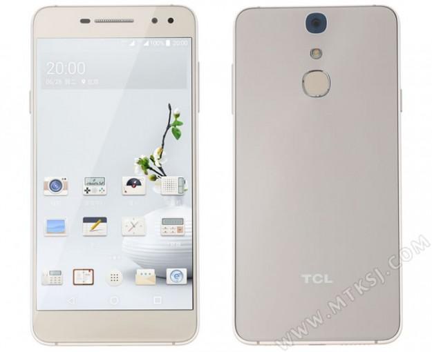 ALCATEL ONETOUCH готовит к анонсу новый смартфон TCL 750