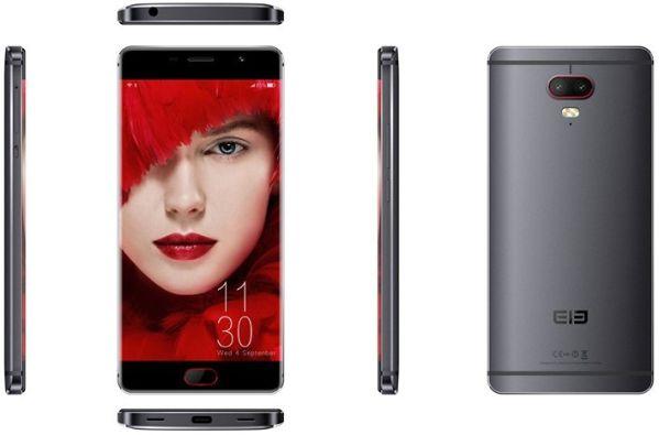 В сети появились рендерные фото смартфона Elephone P9000 Edge