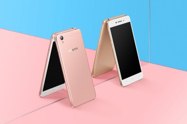 Компания Oppo презентовала недорогой смартфон К37